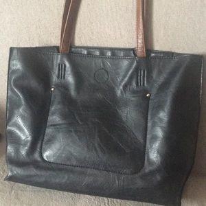Kate spade purse vegan leather